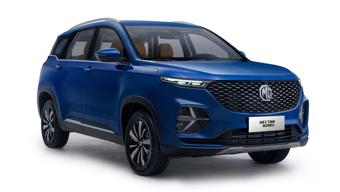 MG Hector Plus Vs Tata Nexon EV
