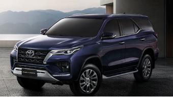 Toyota Fortuner Image