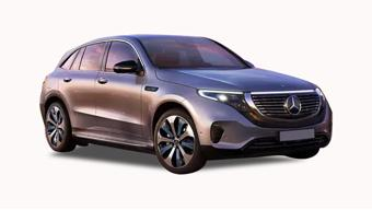 Mercedes Benz EQC 400 4MATIC