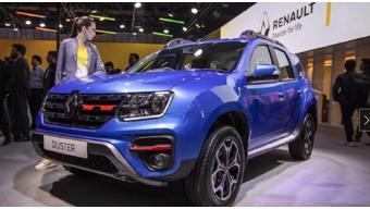 Renault Duster Turbo Petrol