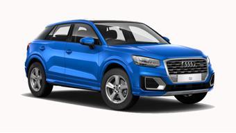 Audi Q2 Vs MINI Cooper