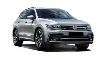 Volkswagen Tiguan AllSpace Vs Skoda Octavia