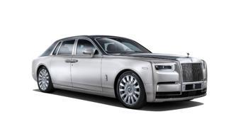 Rolls Royce Phantom VIII Sedan