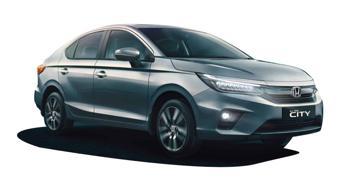 Honda All New City V Petrol