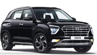 Hyundai Creta E Petrol