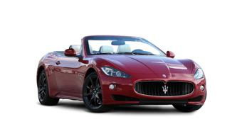 Maserati GranCabrio 4.7