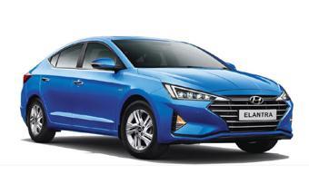 Hyundai Elantra 2.0 SX MT