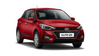 Hyundai Elite i20 Images