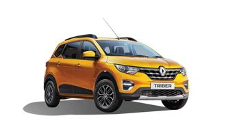 Renault Triber RXZ EASY-R