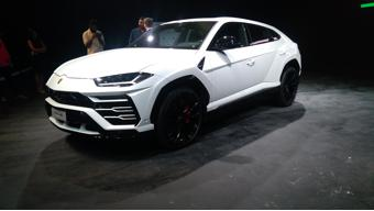 Lamborghini launched the Urus in India for Rs 3 crores