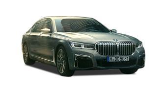 BMW 7 Series 730Ld DPE Signature
