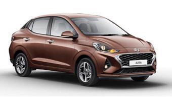 Hyundai Aura E 1.2 Petrol