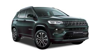 Jeep Compass Vs Volkswagen T-Roc