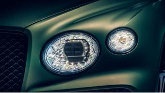 Bentley Bentayga Exterior