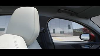 Jaguar XE Front View