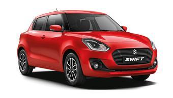 Maruti Suzuki Swift Exterior