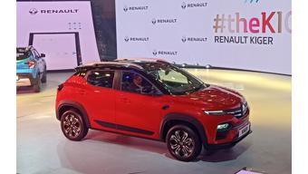 Renault Kiger to be launched in India on 15 February