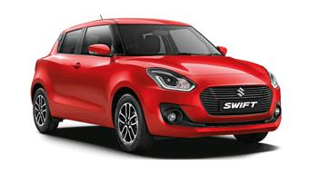 Maruti Suzuki Swift Zxi Plus AMT Dual Tone