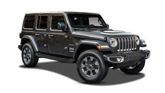 Jeep Wrangler Vs BMW X3