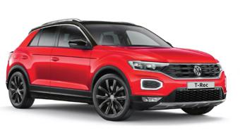 Volkswagen T-Roc Vs MG ZS EV