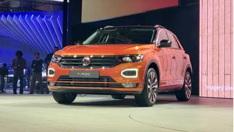 Volkswagen T-Roc to be reintroduced in India on 1 April