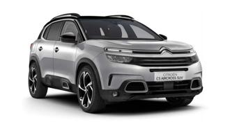 Citroen C5 Aircross Vs MG Gloster