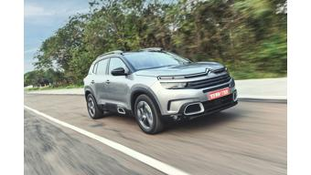 Citroen C5 Aircross bookings open in India ahead of launch in April 2021