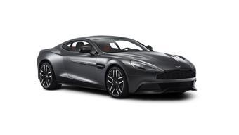 Aston Martin Vanquish Images