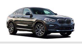 BMW X4 Images
