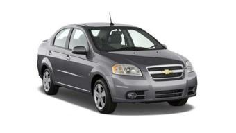 Chevrolet Aveo Images
