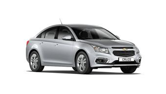 Chevrolet Cruze Images