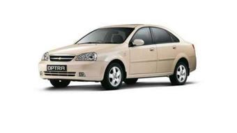 Chevrolet Optra Magnum Images