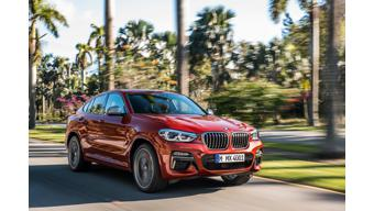 Second generation BMW X4 unveiled