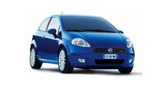 Fiat Grande Punto Images