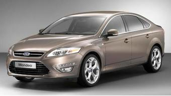 Ford Mondeo Images
