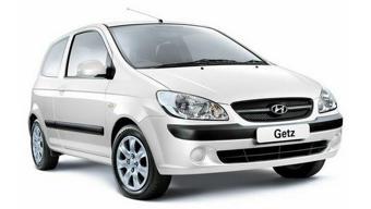 Hyundai Getz Images