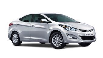 Hyundai Neo Fluidic Elantra Images