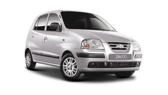 Hyundai Santro Xing Images