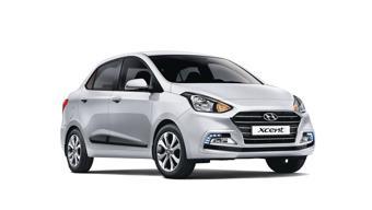 Hyundai Xcent Images