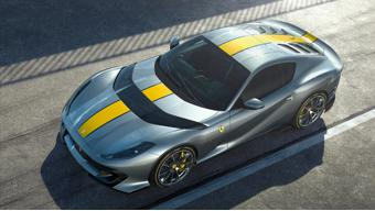 New Ferrari 812 Superfast Special Edition revealed