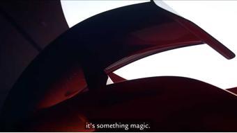 Ferrari Protipo teased ahead of official reveal