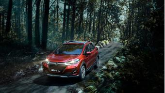 Honda WR-V facelift: Everything you need to know