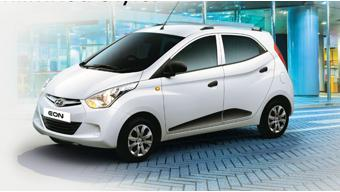 Hyundai discontinued the  Eon in India