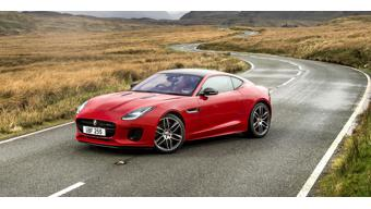 Jaguar introduces entry-level F-Type with a smaller four-cylinder engine