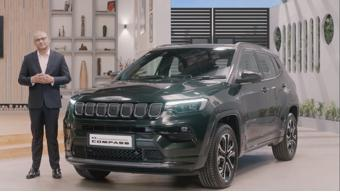 2021 Jeep Compass launched; prices start at Rs 16.99 lakh