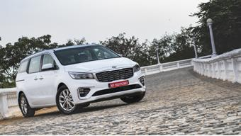 Auto Expo 2020: Kia Carnival MPV launched in India at Rs 24.95 lakhs