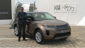 2020 Range Rover Evoque launched in India at Rs 54.94 lakhs