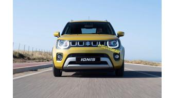 Suzuki Ignis facelift spied, likely to be launched in India