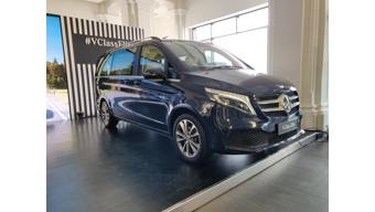 Mercedes-Benz launches V-Class Elite in India, prices start at Rs 1.10 crores