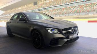 Mercedes-Benz launches E63 S AMG in India at Rs 1.5 crores